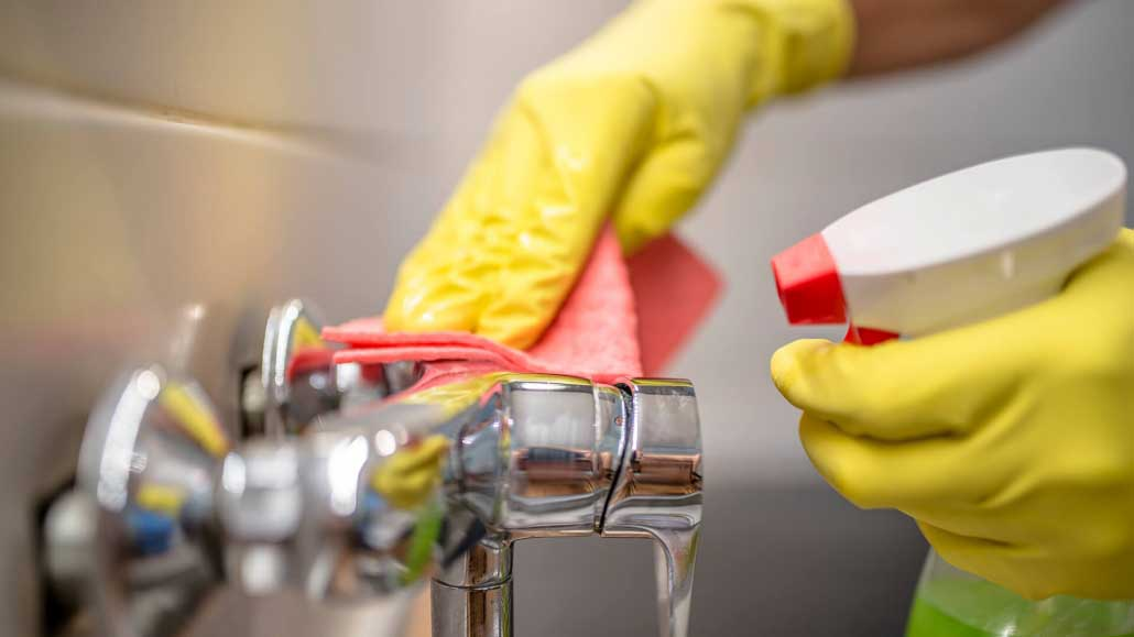 house cleaning in Greenville SC